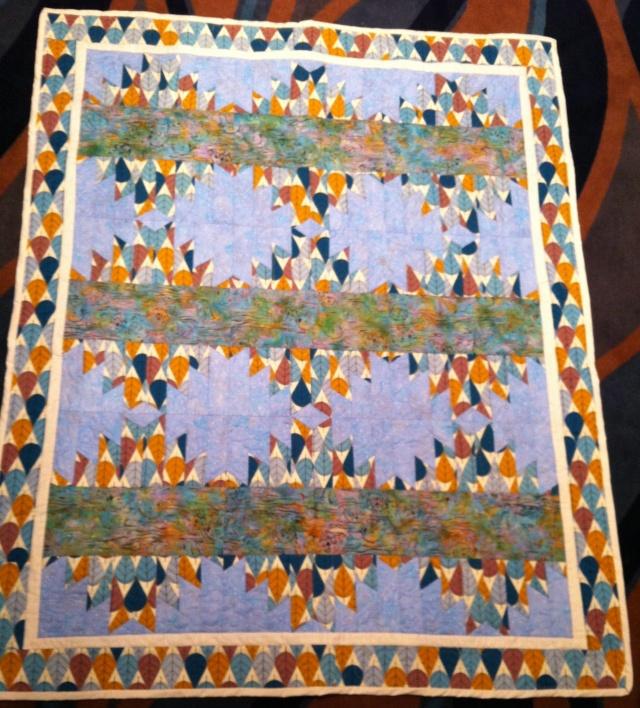 Marjorie's quilt