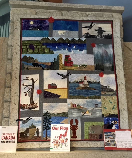 Canada 150 Quilt